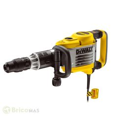 Martillo demoledor Dewalt D25902K - Bricomas