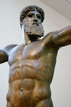 Zeus or Poseidon, National Archaeological Museum, Athens