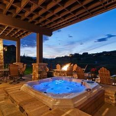1000 Images About Awesome Hot Tubs On Pinterest Hot