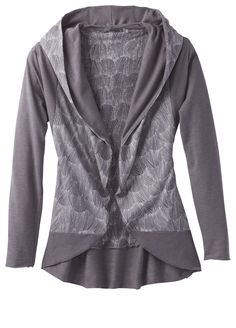 I love the prAna Graceful Wrap! Check it out and more at www.prAna.com
