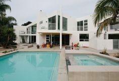 Modern Pool By Batter Kay Associates
