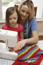 TEACHING YOUR CHILD, YOUR TEEN OR YOURSELF TO SEW - CURRICULUM.brenna