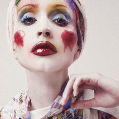 Make-up tricks   - Kosatkina