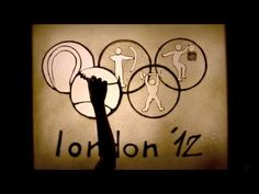 OLYMPIC GAMES TRIBUTE - London 2012 - Sand Animation SILVIA EMME