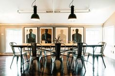 Mattson Creative conference room: a beautiful contemporary office