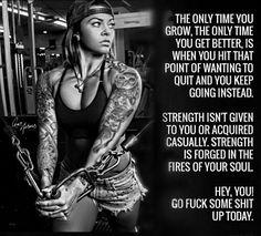 Let's Fuk shit up  #tbt  #ICREATEMYSELFREPBYREP  #inkandfitness #bodybuilding #physique #fitness #fitfam  #aesthetic #girlswholift  #fitnessmodel #girlswithmuscle #beachbody #girlswithtattoos I  #inspiration #motivation #inkedgirls #tattoos #inked #kulturystyka #motywacja #throwback
