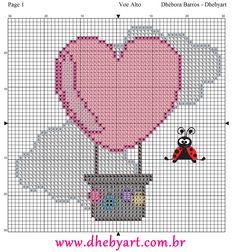 Fast and easy Perler Beads Designs, no matter what pattern you're looking, you can make it and decorate anything you want within a few minutes! Cross Stitch Love, Cross Stitch Alphabet, Cross Stitch Charts, Cross Stitch Designs, Cross Stitch Patterns, Cross Stitching, Cross Stitch Embroidery, Embroidery Patterns, Crochet