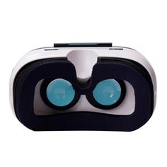 """Usstore Google Cardboard V2 3D Glasses VR Fit 6Inch Phone +Headband for iPhone 6s/6 plus/6/5s/5c/5 Samsung Galaxy s5/s6/note4/note5 and Other 4.7"""" - 6.5 cellphone (Black). This item does not have the Magnet Parts so it can not control like the Google Cardboard 3D. Material:Plastic. Parents who pay attention, the manufacturers latest, no longer comes with the disc ,all integrated in APP software resources inside and more convenient to watch download. It can work with arduino Android ISO..."""