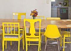 Color crush: fris geel