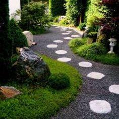 japanischer Garten: asiatischer Garten von Neues Gartendesign by Wentzel