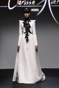 Clarisse Hieraix - Couture - Fall-winter 2013-2014