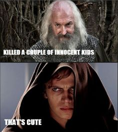Star Wars VS Game of Thrones - This might be my favorite thing ever.