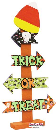 We offer a wide selection of innovative and affordable craft supplies. Halloween 2017, Halloween Diy, Frame Crafts, Fun Crafts, Diy Autumn, Directional Signs, Disney Ideas, All Holidays, Diy Halloween Decorations