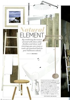 The Toto overhead shower from Alternative Bathroom Company Essential  Kitchen Bathroom Bedroom October 2013Alterntive Bathroom s  Saturn  textured countertop basin with the  . Essential Kitchen And Bathroom Business Magazine. Home Design Ideas