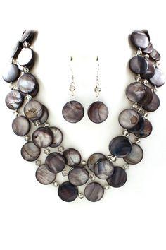 Joli format de perle, bel effet distingué