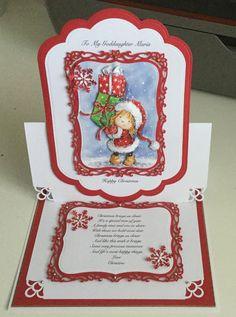 Christmas Easel Card