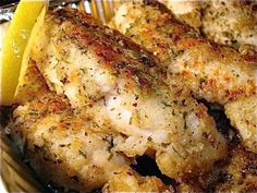 Heavenly lemon pepper garlic chicken