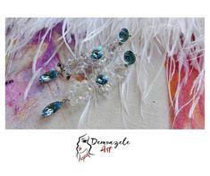 Cercei cristale Demoazele Art (1)