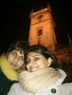 #awesome #prague !!! #hubby makes #bday special