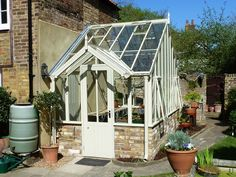 Edwardian Greenhouse 27