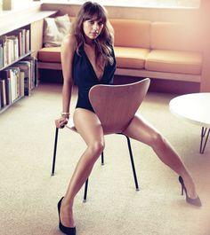 Rashida Jones   Photography by Alexi Lubomirski   For GQ Magazine US   June 2011