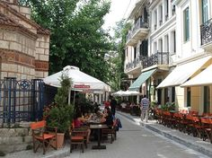 Psiri, Athens, Greece