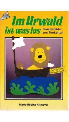 Im Urwald ist was los von Maria-Regina Altmeyer in Berlin - Tiergarten   Basteln, Handarbeiten und Kunsthandwerk   eBay Kleinanzeigen
