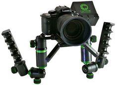Camtrol   The most versatile, lightweight camcorder and DSLR camera rig on the market.