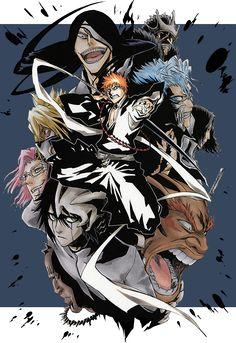 Ichigo vs. the Espadas