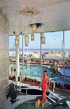 La Concha Hotel Motel Atlantic City Nj 3100 Boardwalk