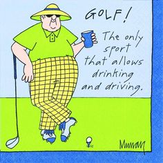 Drinking & Driving Cocktail Napkins #Golfhumor Girls Golf, Ladies Golf, Women Golf, Funny Cocktails, Golf Outing, Golf Party, Golf Quotes, Golf Sayings, Funny Quotes