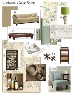 Interiorismo InteriorDesign Decoracion Paletas Layaouts Moodboars Infografias
