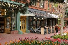 Official website of the Downtown Boulder Partnership. Home to the Pearl Street Mall, Boulder, CO. Information about downtown Boulder events, shops, restaurants and news. Oh The Places You'll Go, Great Places, Places To Travel, Places Ive Been, Beautiful Places, Places To Visit, Travel Destinations, Wyoming, Idaho