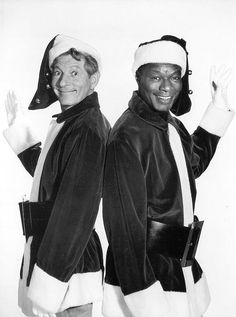 Danny Kaye & Nat King Cole