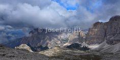 Monte Lagazuoi, Dolomites, North Italy