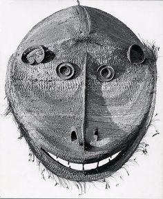 gable mask, middle sepik, papua new guinea, mid-20th c.