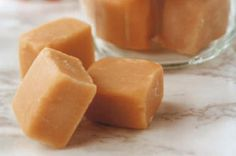 Yummy Vanilla Fudge : )