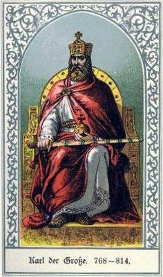 Die deutschen Kaiser:Karl der Große – Wikisource