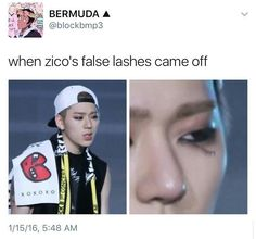 Dying lmao | Block B Zico