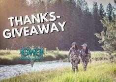 Girls With Guns TV Thanksgiveaway