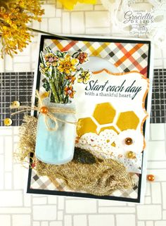 Welcome to the brand new release from Graciellie Design  and Unity Stamps ! Gracie has her own licensed designs with the Unity Stamp Compa...