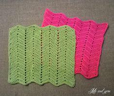 Siksakkia virkaten Blanket, Crochet, Ganchillo, Blankets, Cover, Crocheting, Comforters, Knits, Chrochet