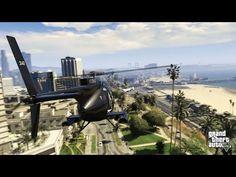 Gta 5 Pilotos De Elicopteros Malisimos