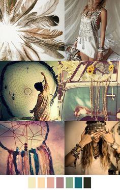 Neo Gypsy - Boho Trend Spring Summer 2015 @fashiondiva.parisnyc #thefashiondiva #lyoness