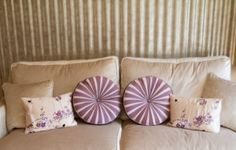 Custom made sofa and cushions by www. Custom Made, Cushions, Sofa, Throw Pillows, Bed, Couch, Settee, Stream Bed, Pillows