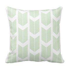 Lovest Decorative Home Design Emerald Green Arrow Pattern Design Custom Pillows, Decorative Throw Pillows, Throw Pillow Cases, Pillow Covers, Aztec Decor, Green Duvet Covers, Arrow Pattern, Thing 1, Green Arrow