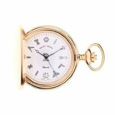 Mount Royal - Masonic Gold Plated Quartz Full Hunter Pocket Watch - G409PQ - (WW1713) Mount Royal. $122.00