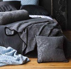 BELLA NOTTE Adele- Coverlet. BELLA NOTTE bedding. BELLA NOTTE linens – Scandia Down MN