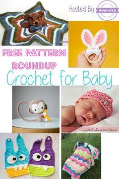 Crochet for Baby Roundup