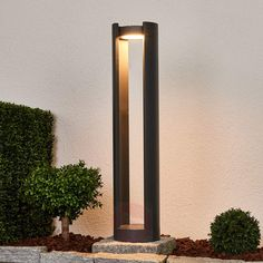 Buy Adjustable LED bollard light Dylen ✓Top-rated service ✓Comfortable & secure payment Years of experience ✓Order now! Bollard Lighting, Pergola Lighting, Landscape Lighting, Outdoor Lighting, Garden Lamp Post, Garden Lamps, Pergola Images, Lanscape Design, Diy Jardin